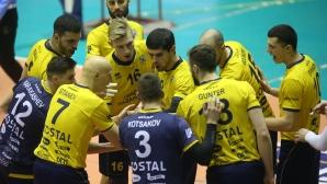 Хебър и Дунав откриват 1/4-финалните плейофи в Суперлигата