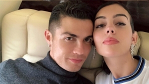Джорджина започва работа в новата фирма на Роналдо