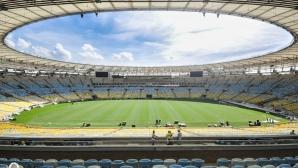 """Властите в Рио де Жанейро си връщат контрола над """"Маракана"""""""