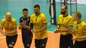 Хебър приема Дунав в първия 1/4-финал