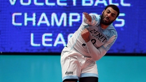 След 4 спасени мачбола Зенит (Казан) е на полуфинал в Шампионската лига
