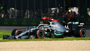 Мерцедес и Ферари с идентичен избор на гуми за ГП на Бахрейн
