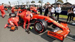 Леклер вече притиска здраво инженерите на Ферари