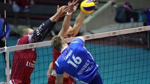 Нефтохимик - Левски е дербито на 1/4-финалите днес