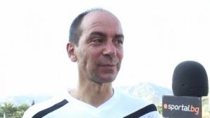 Иво Андонов: Има две ЦСКА, това в Благоевград сме го минали няколко пъти