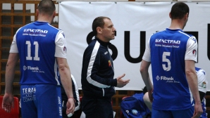 Мирослав Живков: ЦСКА прояви характер в по-важните мигове