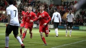 Талант на Ливърпул донесе измъчена победа на Уелс (видео)