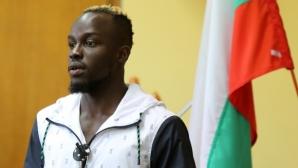Али Соу бил неспособен да изпълни тактическите инструкции в тима на Гамбия