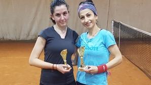 Ива Дарданова спечели Вечерния женски турнир на ИТЛ