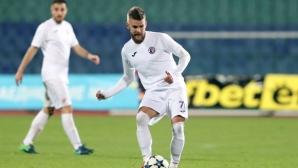 Звезда на Етър изкара Черна гора като Бразилия, България щяла да се радва на гол и равен