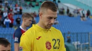Хубчев освободи Пламен Илиев, Николай Михайлов излиза титуляр срещу Черна гора