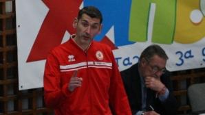Александър Попов: Чакаме яснота за комплекса, където са се извоювали 56 титли