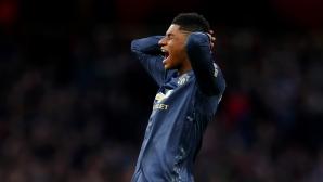 Шести футболист си тръгна от състава на Англия