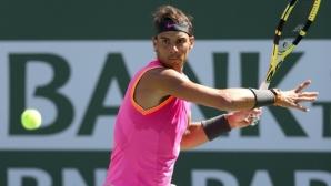 """Рафа Надал се завръща за """"Мастърс""""-а в Монте Карло"""