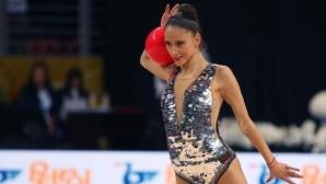 Левски поведе след първите два уреда на държавното отборно първенство по художествена гимнастика