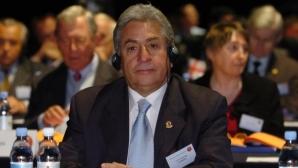 ФИФА глоби и изгони от футбола бивш президент на федерацията на Еквадор