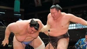 Аоияма загуби трета схватка в Осака