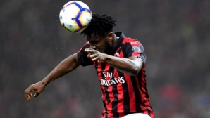 Бъдещето на Кесие в Милан е несигурно