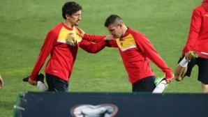 Голямата звезда на Черна гора излиза срещу България?