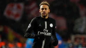 УЕФА повдигна обвинение срещу Неймар