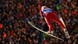 Полша победи Германия и спечели отборното състезание по ски-полети