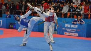 Нови седем медала за България от Мултиевропейските игри по таекуондо