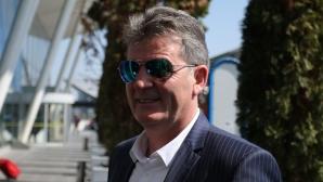Костадинов: Не съм доволен от мача с Черна гора (видео)