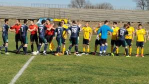 Волов (Шумен) с първа победа в Североизточната Трета лига