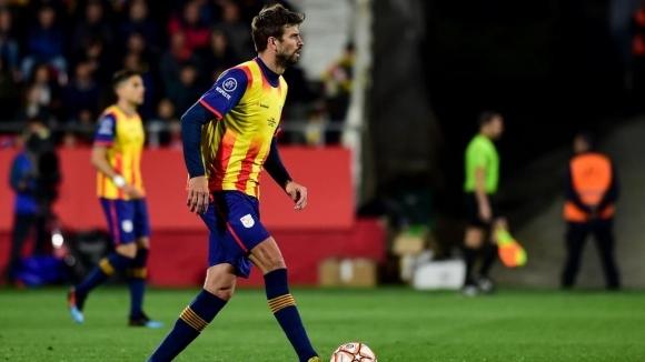 Пике: Играя по-добре за Барселона, откакто напуснах националния на Испания