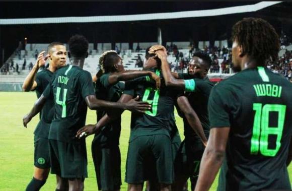 Нигерия надви Египет с гол в първата минута