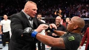 Кормие: Искам мач с Леснар, готов съм да се бия с него и в WWE