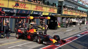 Хонда очаква първата си победа с Ред Бул до лятото