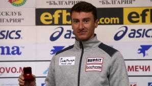 Красимир Анев няма нагласа да участва на следващите олимпийски