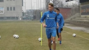 Вердер поиска футболист на Левски за втори път (ето официалната покана)