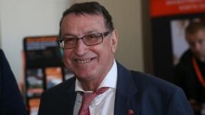 Д-р Михаил Илиев: Футболният ЦСКА няма клубен доктор, това не е сериозно