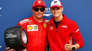 Мик Шумахер ще тества с Ферари в Бахрейн, твърди Autosport