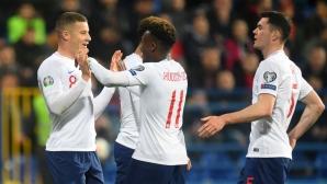 Черна гора - Англия 1:0