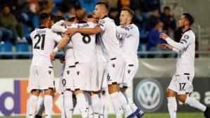Албания записа първа победа след уволнението на Панучи (видео)