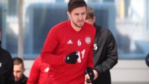 Португалци и поляци напират за основен халф на ЦСКА-София
