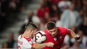 Съдията си признал: Имаше дузпа за Португалия