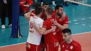 Програма за срещите от полуфиналите в Суперлигата