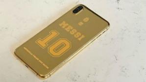 Меси направи телефона си най-скъпия в света