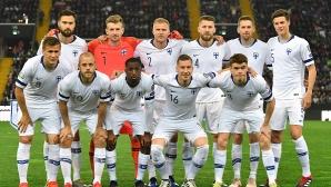 """Финландия с първа победа в Група """"J"""""""