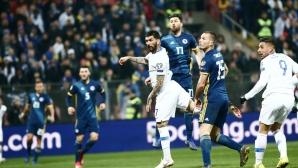 Босна и Херцеговина пропиля преднина от два гола срещу Гърция (видео)