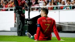 Ювентус със съобщение за контузията на Роналдо