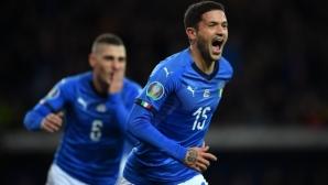 Италия с най-голяма победа от 57 години
