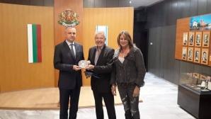 Делегация на EHF посети Варна преди европейското за девойки