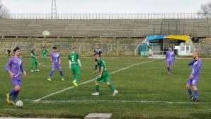 Хитрино с лека победа срещу новака Устрем (Дончево)