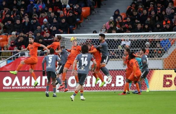 Урал спечели първия полуфинал срещу Арсенал (Тула) за Купата на Русия