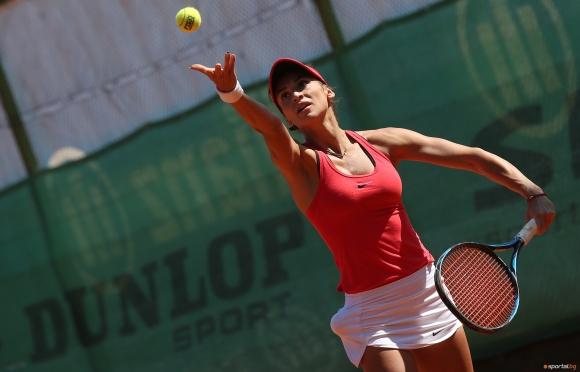Вангелова на четвъртфинал в Тунис
